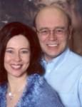 April 2006: Formal photo at church fundraiser