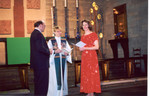 October 2001: 25th Anniversary Mass in Chicago, celebrated in the Old Catholic tradition.