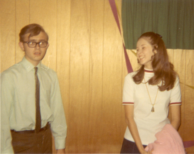 June 1970: Suprise party for Jeff's 18th birthday