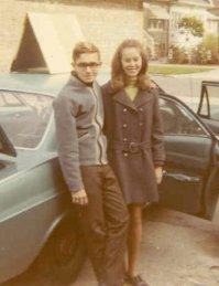October 1969: Lane Tech Homecoming