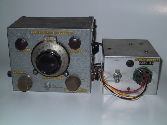 "1964: This is the oldest radio project I still have, and although the photo is recent I built the project in 1964. It's an ""all-wave"" receiver using a single 6AF11 tube, out of a GE projects book. It was a stupid design and worked poorly, and I was not engineer enough at age 12 to do much to improve it. It was the first radio project I ever built in a chassis."