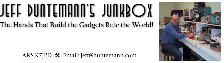 Jeff Duntemann's Junkbox